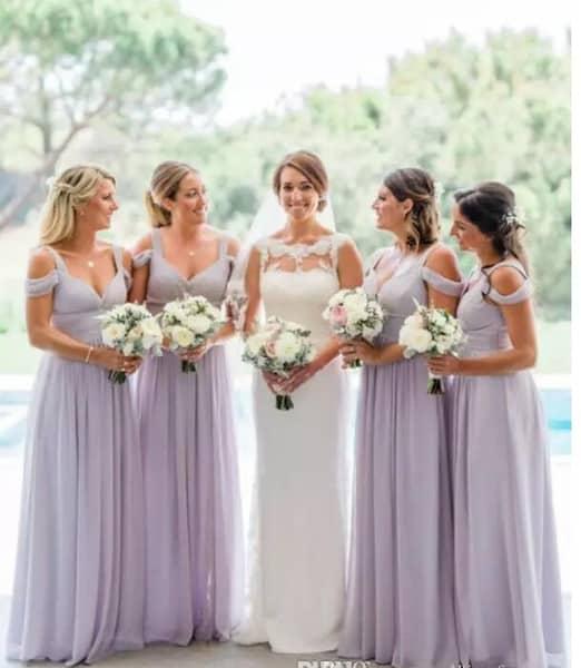 vestido lilás bridesmaid 46