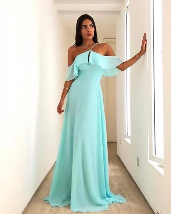 vestido madrinha de casamento azul 31