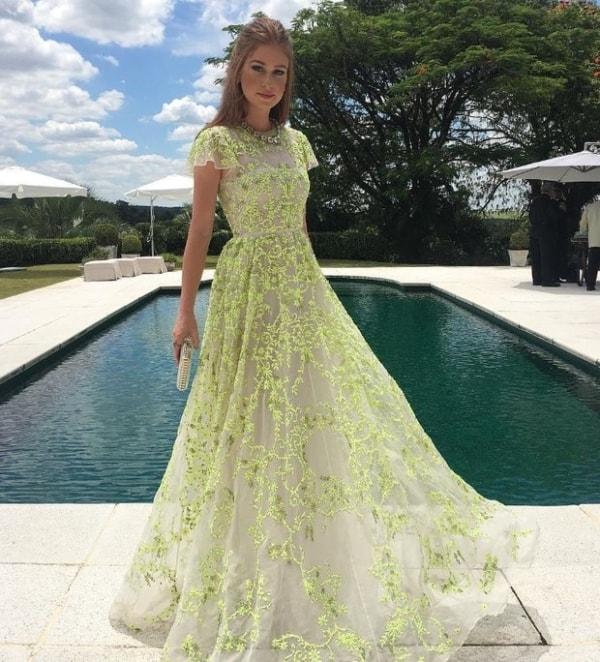 vestido madrinha para casamento de dia 119