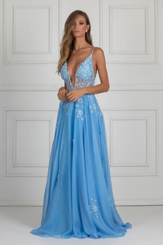 vestido madrinha para casamento noite 125