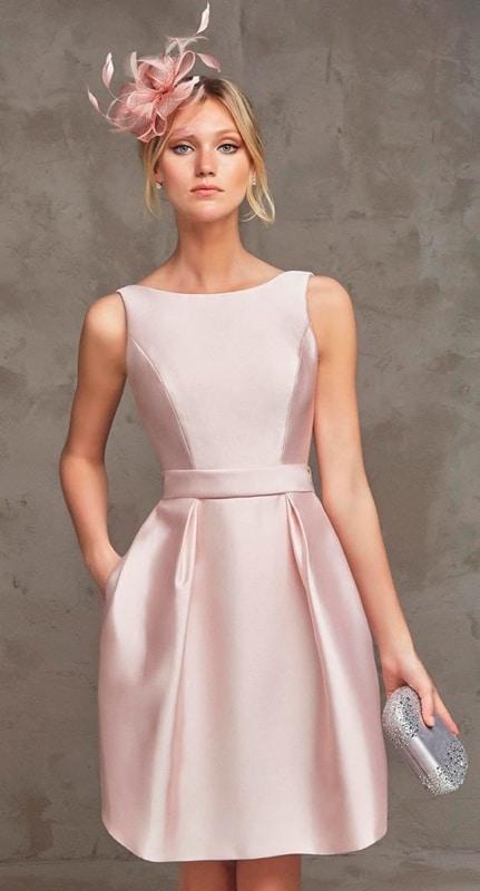 vestido para madrinha curto83