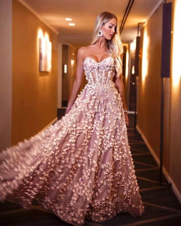 vestido rosa para madrinha de casamento 03