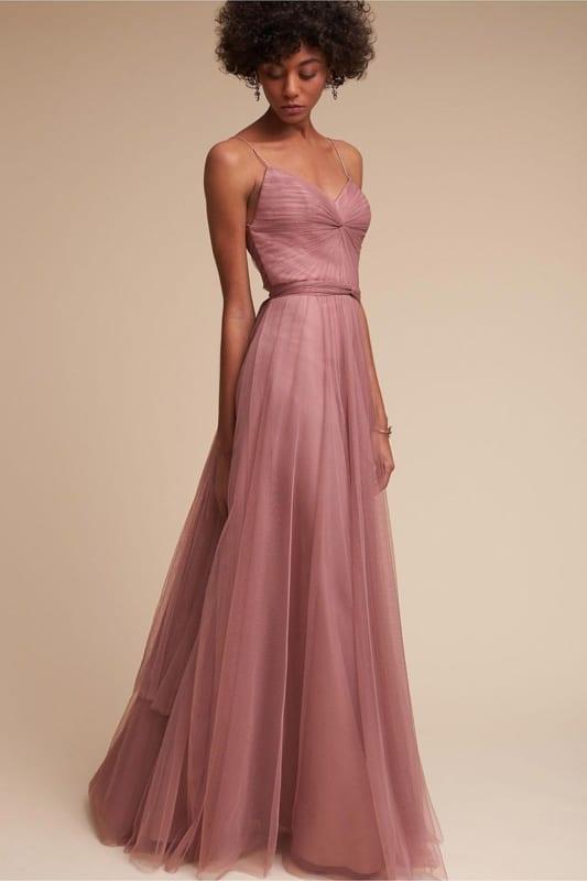 vestido rosa para madrinhas 56