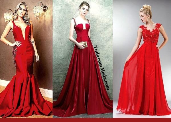 vestido vermelho para madrinhas 06
