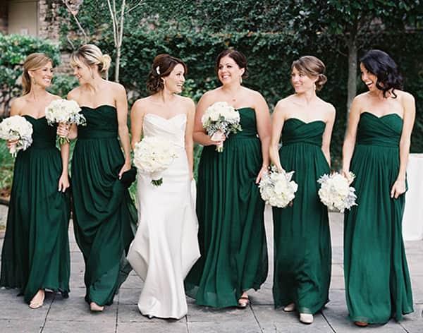 vestidos de madrinha verde 74