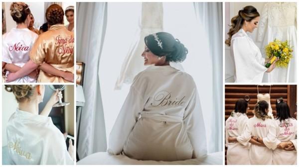 Robe de noiva – 35 modelos para a noiva e suas madrinhas!