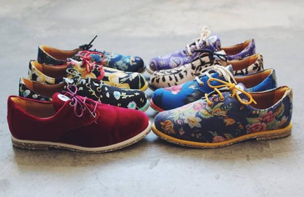 marca de sapatos sustentável