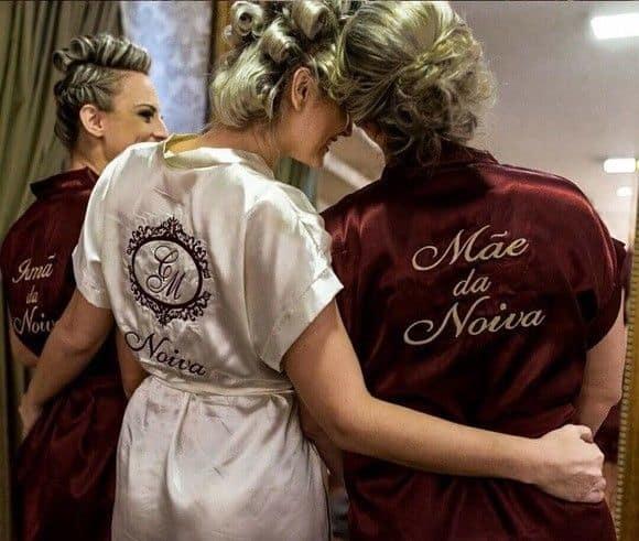 robe de noiva personalizado