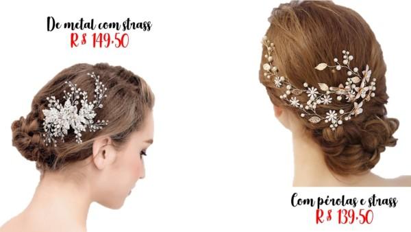 modelos e preços arranjos de cabelo para noiva