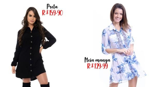 preços e dicas de onde comprar chemise