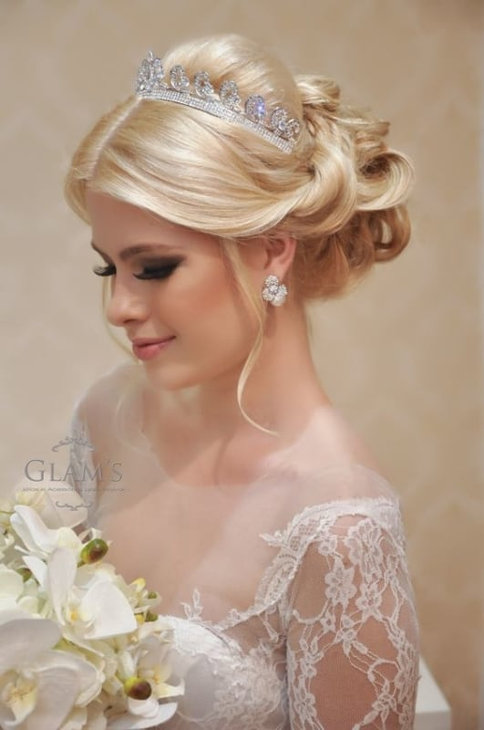 Look de princesa para se casar