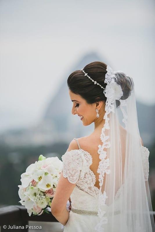 Coque para noiva 2 3