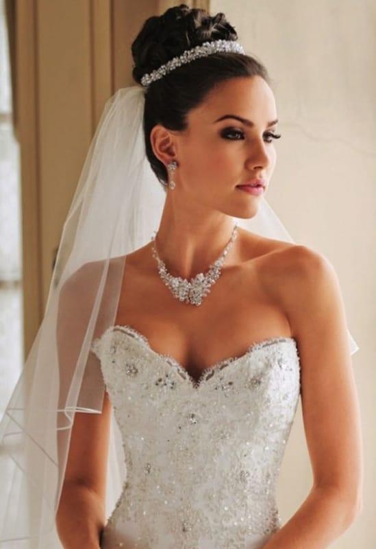 Coque para noiva 6