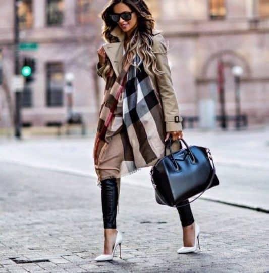 Look casaco oversized bege 61