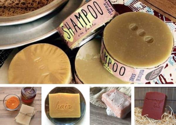 Shampoo em Barra / Sólido – Funciona? Como Usar & 9 Benefícios!