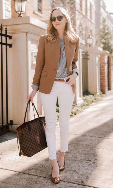 Peças de roupas com estilo clássico