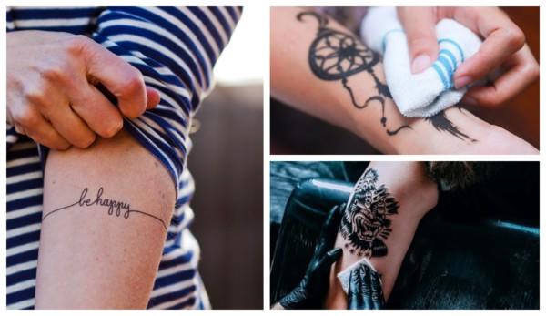 Tatuagem coçando 2