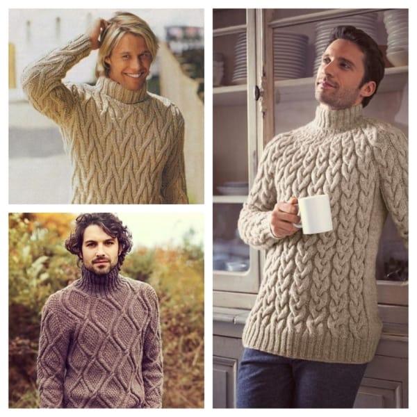 como usar pulover masculino