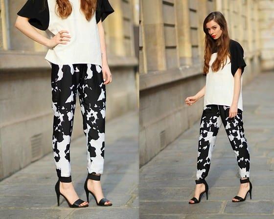 estampa cow print roupas da moda 2020 13