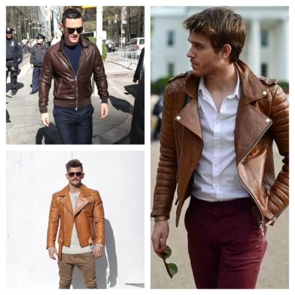 jaqueta biker masculina 1