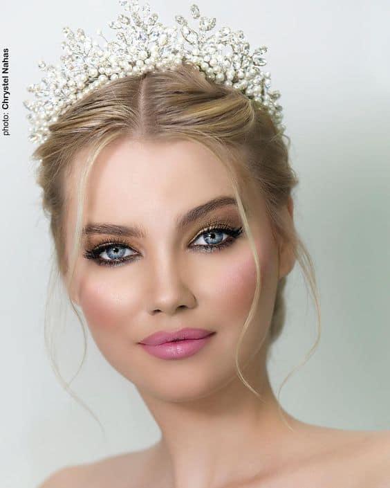 maquiagem para casamento noiva romantica 08