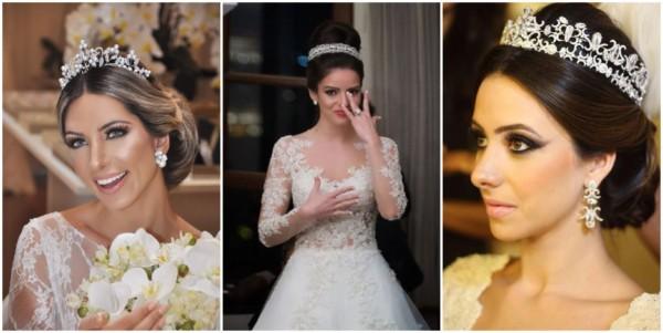 modelos de coques para noivas 1