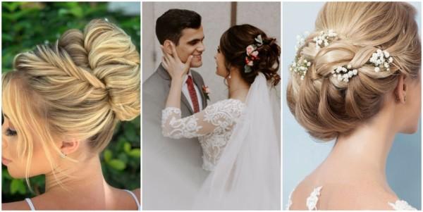 modelos de coques para noivas 3