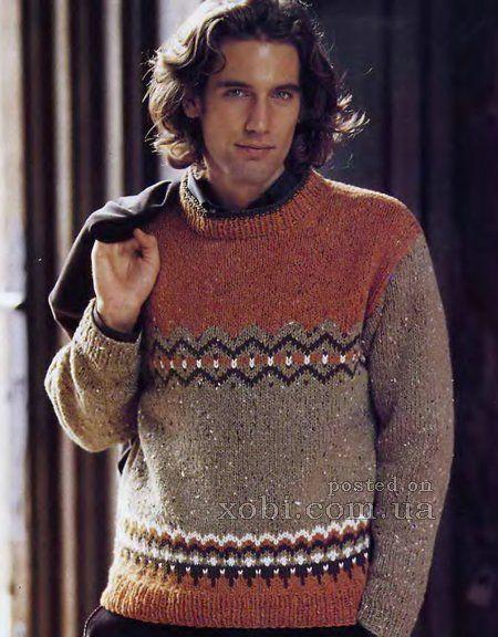 pulover colorido etnico
