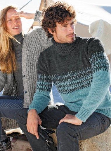 pulover de gola 1