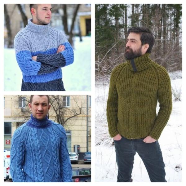 pulover masculino 1