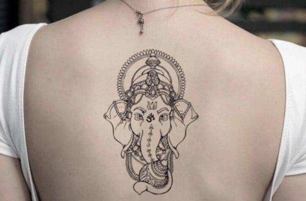 tatuagem ganesha significado 07
