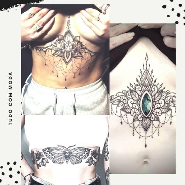 tatuagem na barriga 52