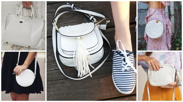 30 Looks com Bolsa Branca – Fotos, Modelos & Dicas Incríveis!