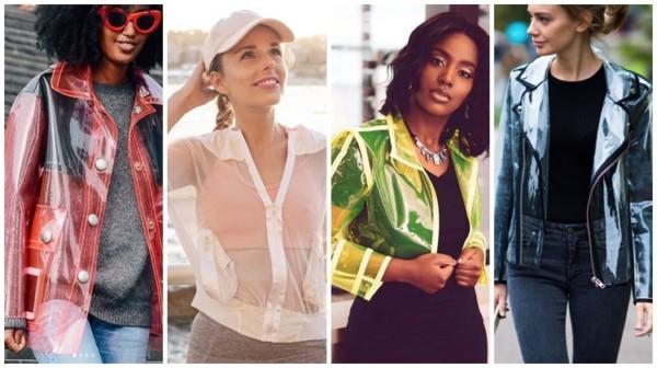 Jaqueta Transparente – 40 Modelos Estilosos de Cair o Queixo!