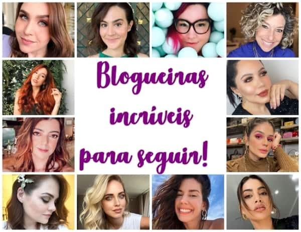 dicas de blogueiras para seguir
