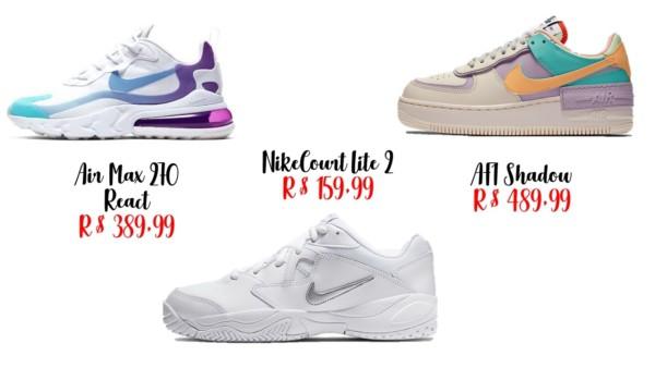 modelos e onde comprar tênis tumblr Nike