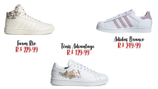 modelos e onde comprar tênis tumblr Adidas