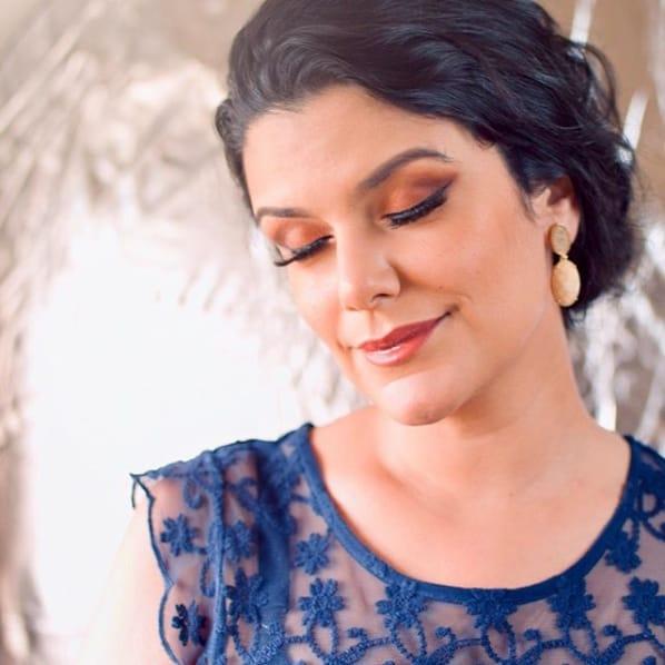 blogueira que fala sobre maquiagem