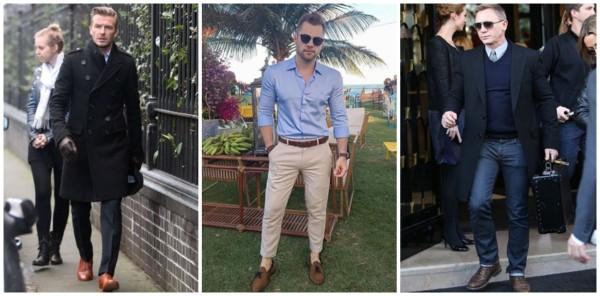 look masculino elegante e moderno