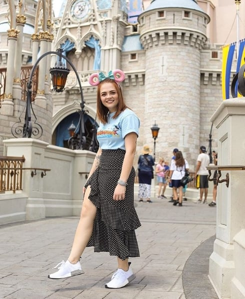 Karol Pinheiro na Disney