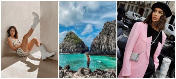 fotos da blogueira Camila Coelho
