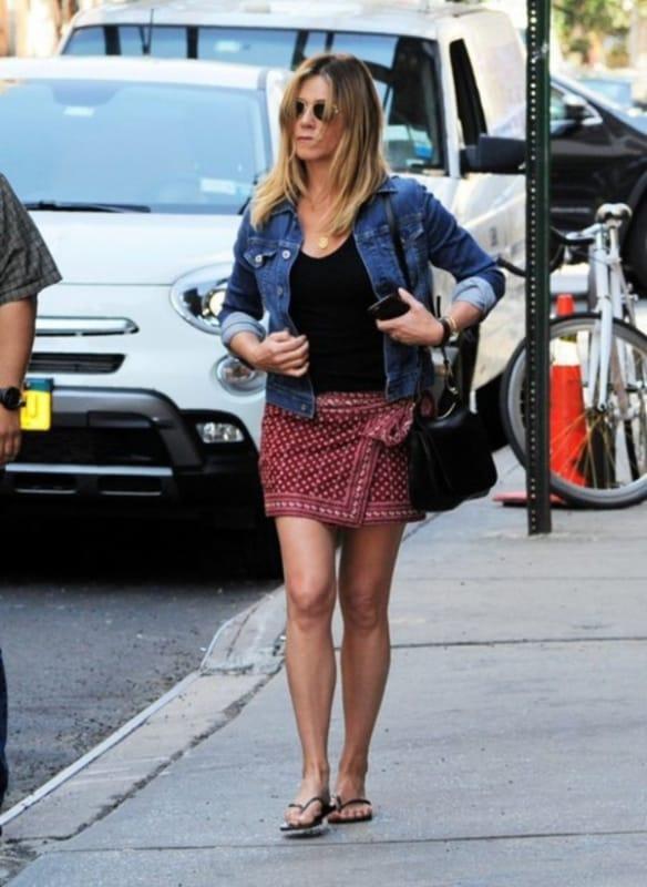 como usar saia curta pareô no dia a dia
