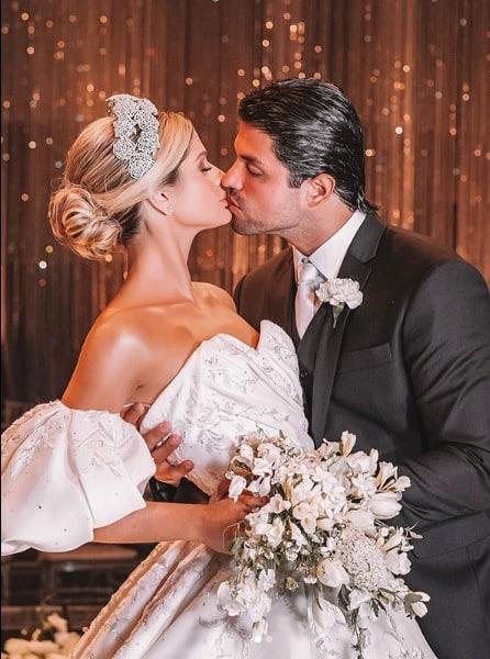 foto casamento blogueira Thássia Naves