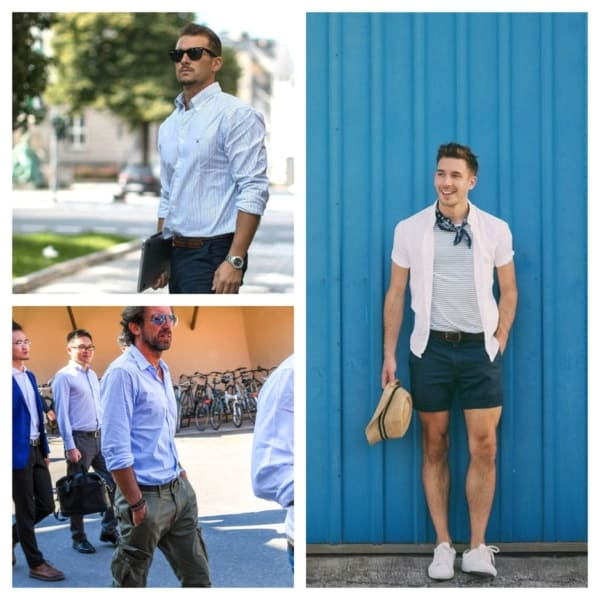 Camisa de Linho Masculina: +80 Ideias de Looks e Onde Comprar!
