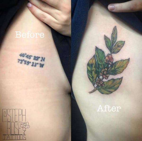 cobertura de tatuagem como fazer 1