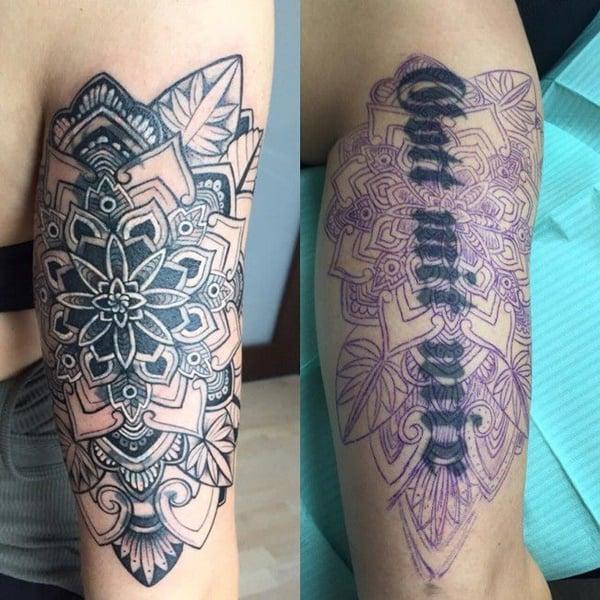 cobertura de tatuagem como fazer