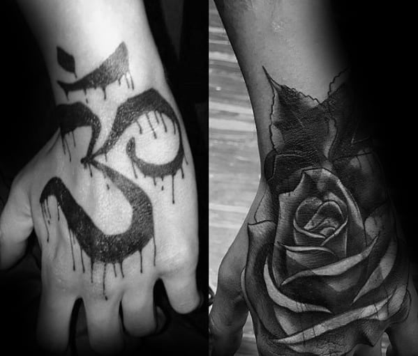 cover up tattoo no pulso