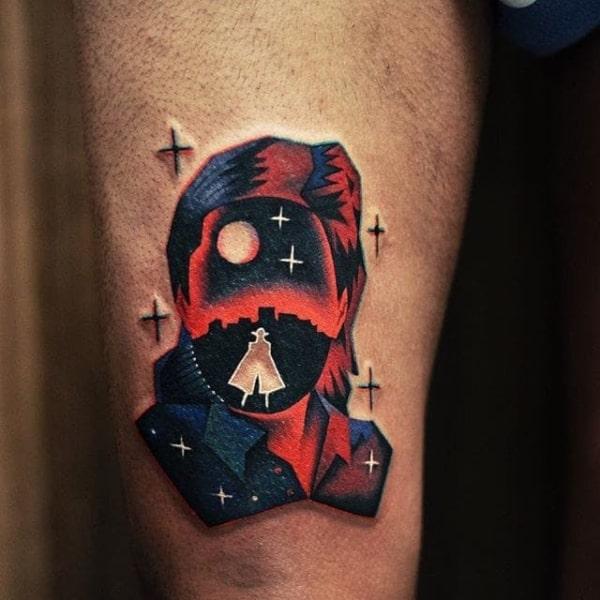 dave cote tattoo