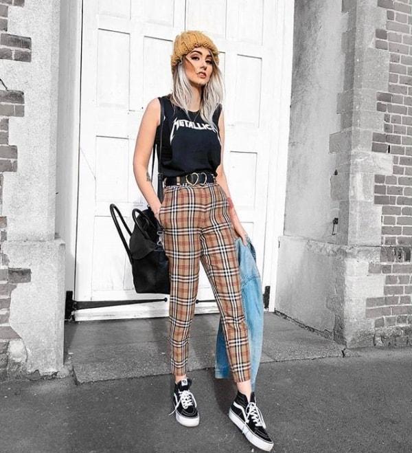 estilo alternativo feminino
