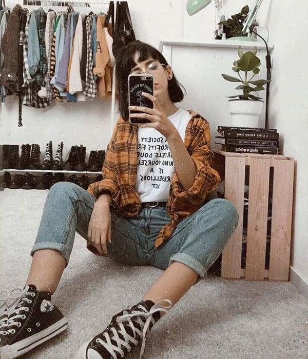 estilo alternativo para mulheres